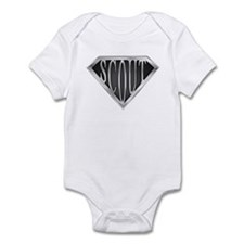 SuperScout(Metal) Infant Bodysuit