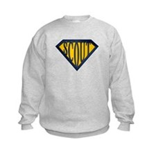 SuperScout(Gold/Blue) Sweatshirt