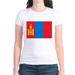 Mongolia Jr. Ringer T-Shirt
