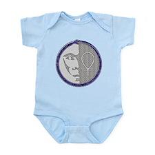 Winter Pagan Moon Infant Bodysuit