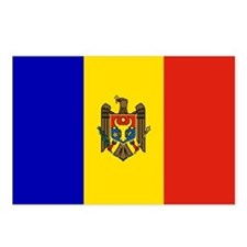 Moldova Postcards (Package of 8)