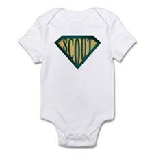SuperScout(Tan) Infant Bodysuit