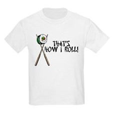 Sushi ROLLing T-Shirt