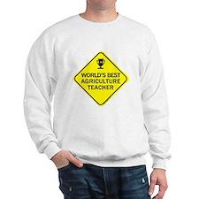 Teacher Agriculture Sweatshirt