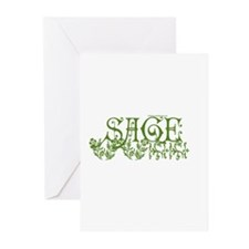 SAGE Greeting Cards (Pk of 10)