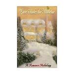 Love Under the Mistletoe Mini Poster Print