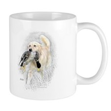 Abbi with Duck Coffee Mug