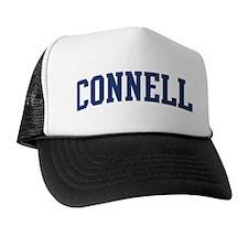 CONNELL design (blue) Trucker Hat
