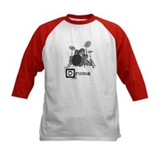 School of Rock Drums Tee