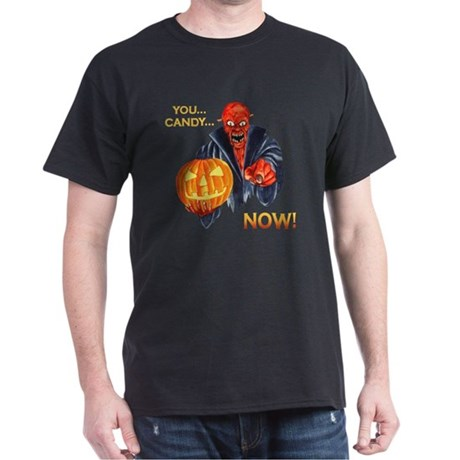 Scary Halloween Demon Dark T-Shirt