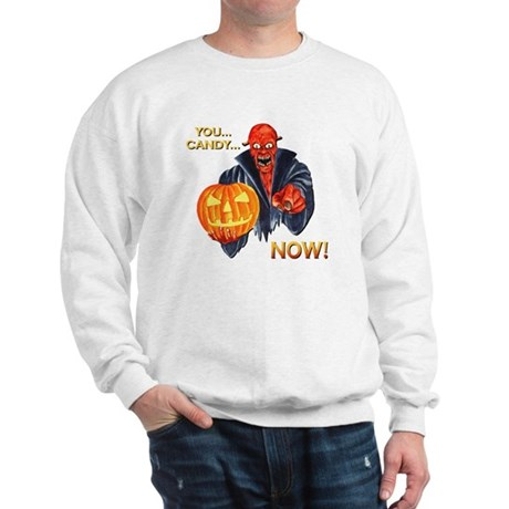 Scary Halloween Demon Sweatshirt
