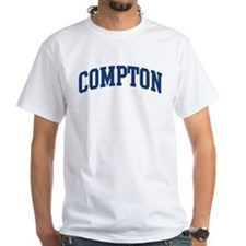 COMPTON design (blue) Shirt