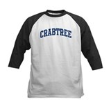 CRABTREE design (blue) Tee