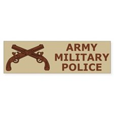 Military Police Corps <BR>Bumper Sticker 2