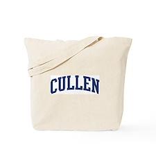 CULLEN design (blue) Tote Bag