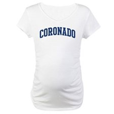 CORONADO design (blue) Shirt