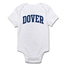 DOVER design (blue) Infant Bodysuit