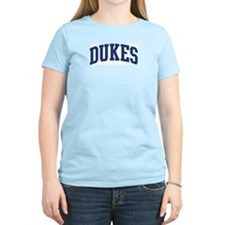 DUKES design (blue) T-Shirt
