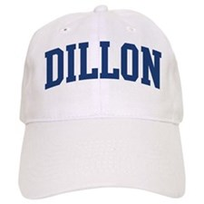 DILLON design (blue) Baseball Cap