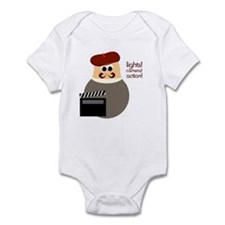 Hollywood Movie Director Infant Bodysuit