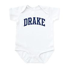 DRAKE design (blue) Infant Bodysuit