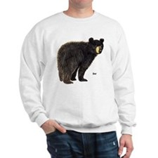 Black Bear (Front) Sweatshirt
