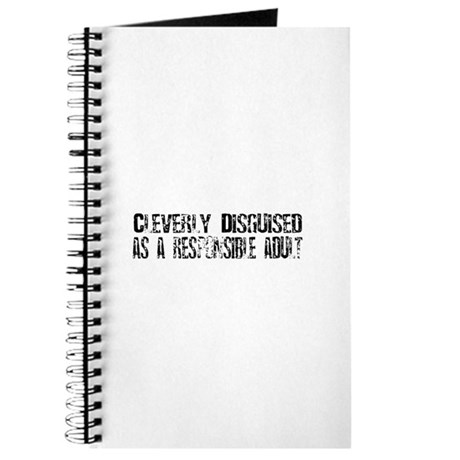 Responsible Adult Journal