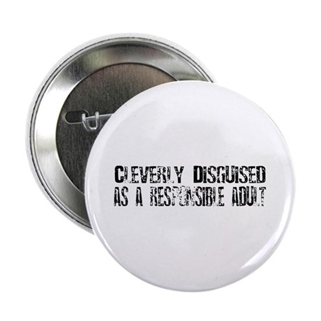 "Responsible Adult 2.25"" Button (10 pack)"