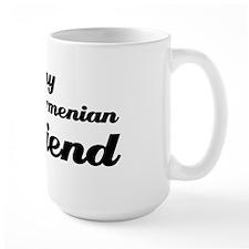 I love my Armenian Girlfriend Mug