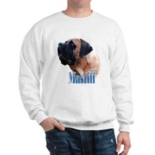 Mastiff(apricot)Name Sweatshirt