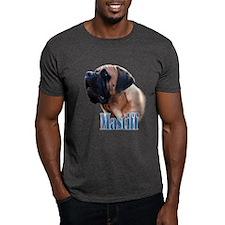 Mastiff(apricot)Name T-Shirt