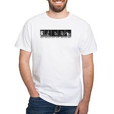 Remember Marc Shotput Edna White T Shirt