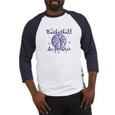 Basketball Superstar Baseball Jersey