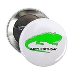 HAPPY BIRTHDAY IGUANA Button