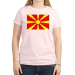 Macedonia Women's Light T-Shirt