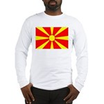 Macedonia Long Sleeve T-Shirt