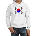 Korea Hooded Sweatshirt