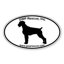 GWP Rescue Oval Decal