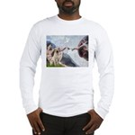 Creation/Labrador (Y) Long Sleeve T-Shirt