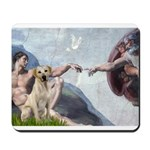 Creation/Labrador (Y) Mousepad