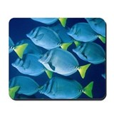 Underwater Fish Mousepad