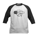 Microphone Fist Tee