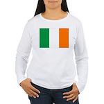 Ireland Women's Long Sleeve T-Shirt