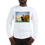 Sailboats / Dachshund Long Sleeve T-Shirt