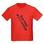 Ron Paul Kids Dark T-Shirt