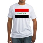 Iraq Fitted T-Shirt