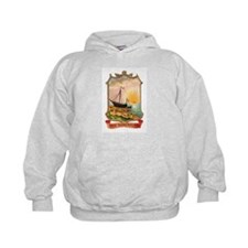 New Hampshire Coat of Arms Hoodie