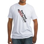 Ron Paul Fitted T-Shirt