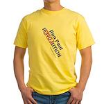 Ron Paul Yellow T-Shirt