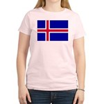 Iceland Women's Light T-Shirt